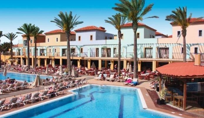 Broncemar Beach Hotel Fuerteventura All Inclusive