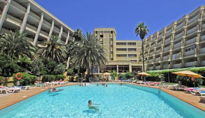 Jardin del Atlantico Apartments, Playa del Ingles, Gran Canaria - Hot Holidays