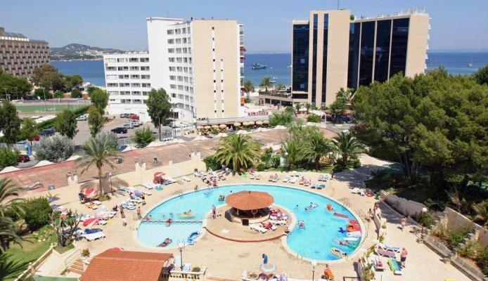 Sol Lunamar Apartments, Palma Nova, Majorca