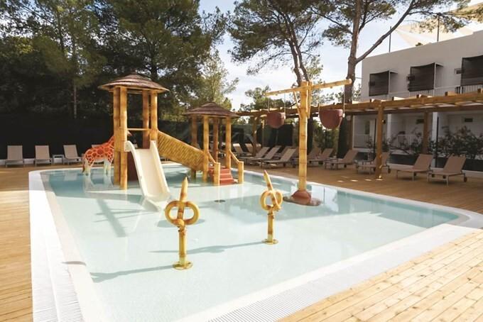 Portinatx Beach Club Hotel Portinatx Ibiza