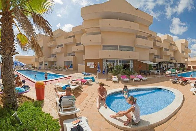 Blue Star Apartments, San Antonio Bay, Ibiza