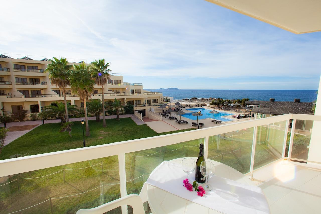 Marina Palace Apartments, San Antonio Bay, Ibiza
