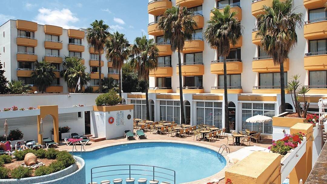 Protur Atalaya Apartments, Cala Millor, Majorca