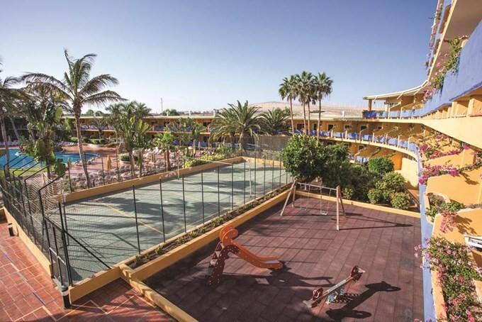 Hotel Club Drago Park  Fuerteventura