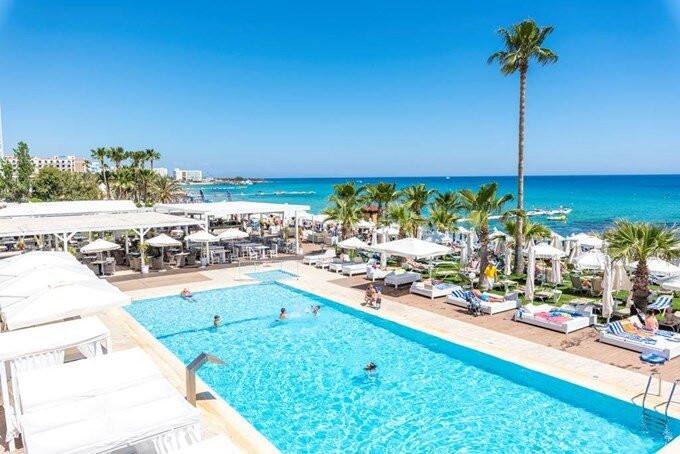 Tsokkos Silver Sands Hotel Protaras Hot Holidays