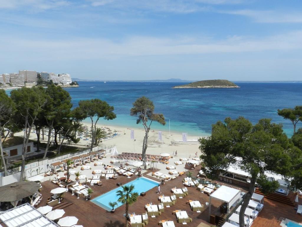 Me mallorca hotel magaluf majorca hot holidays for Designer hotels mallorca